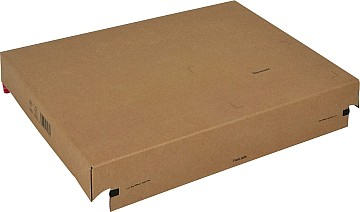 colompac eurobox xl deckel cp 577x389x97 mm karton. Black Bedroom Furniture Sets. Home Design Ideas