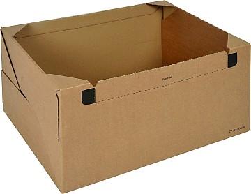 colompac eurobox xl cp 563x382x282 mm karton. Black Bedroom Furniture Sets. Home Design Ideas