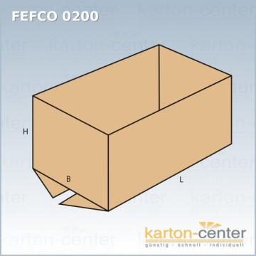 Fefco 0200 Karton Center De